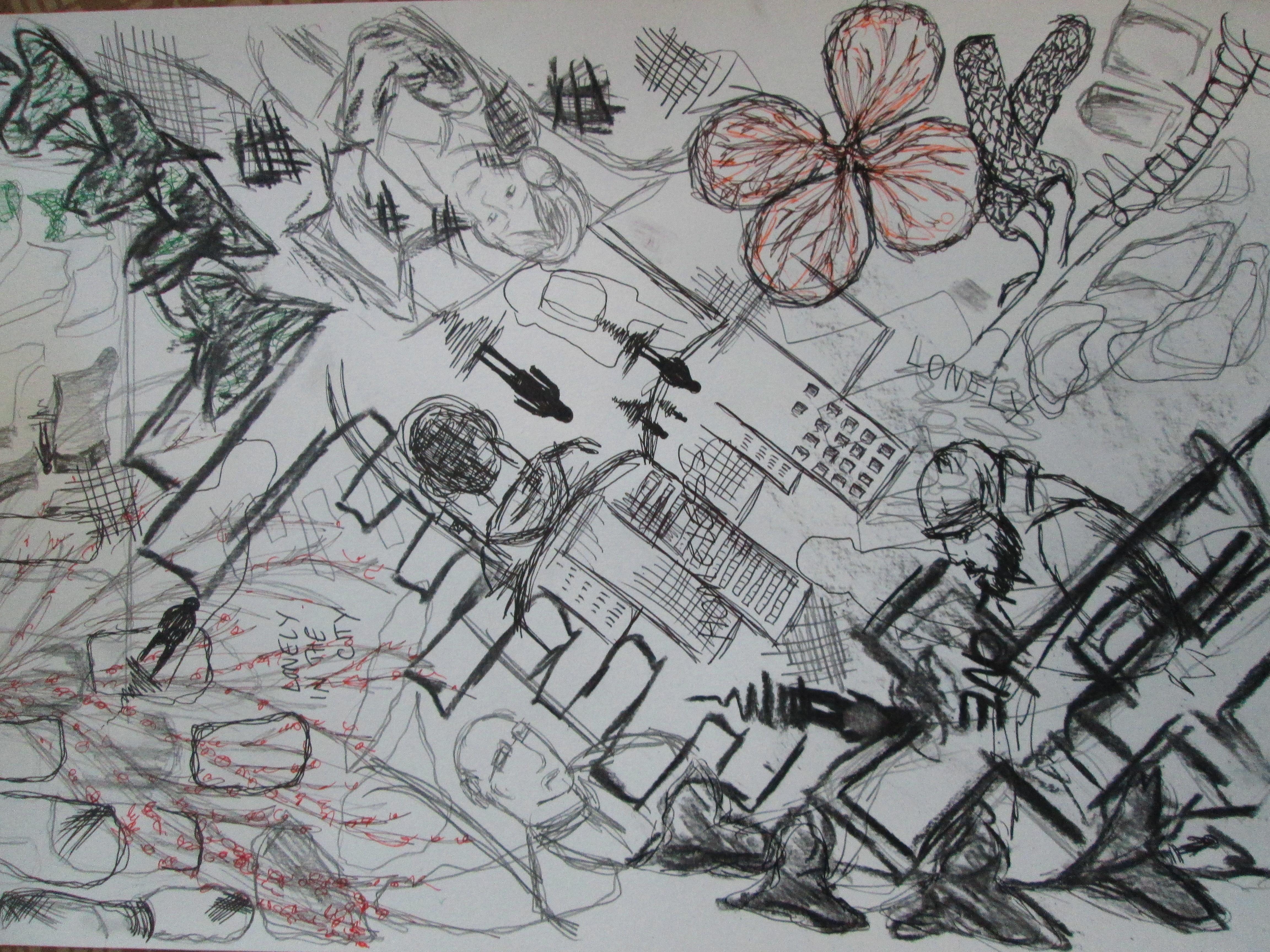 Collaborative Drawing Gemmaschiebefineart